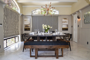 Breakfast room by GH Wood
