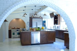 Kitchen by GH Wood with Jenn-Air